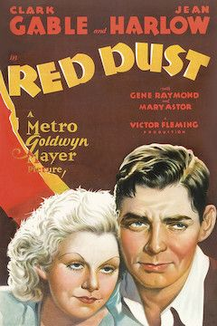 Red Dust movie poster.