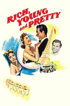 Rich, Young and Pretty movie poster.