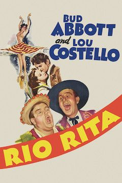 Rio Rita movie poster.