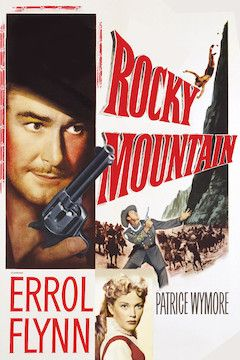 Rocky Mountain movie poster.