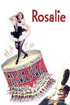 Rosalie movie poster.