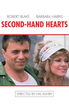 Second-Hand Hearts movie poster.