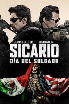 Sicario: Day of the Soldado movie poster.