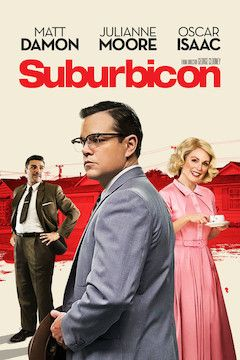 Suburbicon movie poster.