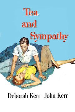 Tea and Sympathy movie poster.