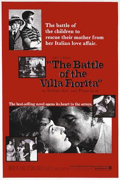The Battle of the Villa Fiorita movie poster.