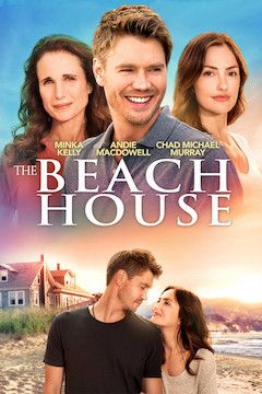 The Beach House movie poster.