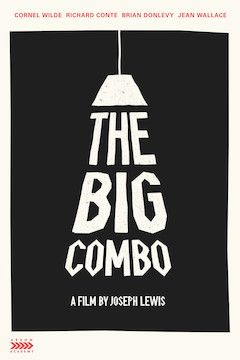 The Big Combo movie poster.