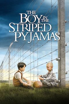 The Boy in the Striped Pyjamas movie poster.