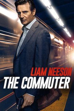 The Commuter movie poster.
