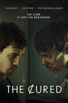 The Cured movie poster.