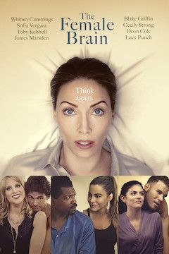 The Female Brain movie poster.