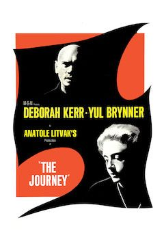 Poster for the movie The Journey