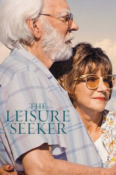 The Leisure Seeker movie poster.