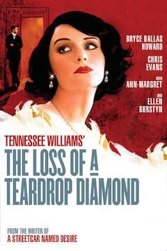 The Loss of a Teardrop Diamond movie poster.