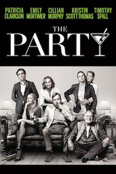 The Party movie poster.