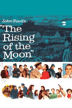 The Rising of the Moon movie poster.