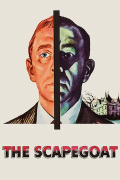 The Scapegoat movie poster.