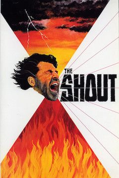 The Shout movie poster.