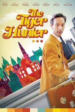The Tiger Hunter movie poster.