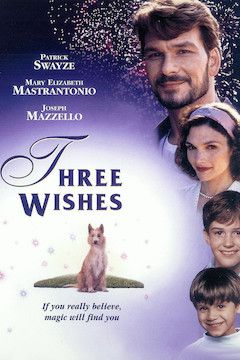 Three Wishes movie poster.