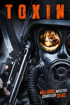 Toxin movie poster.
