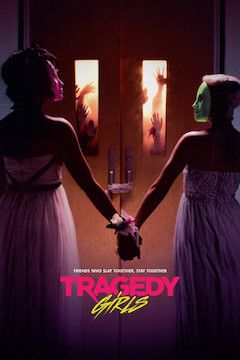 Tragedy Girls movie poster.