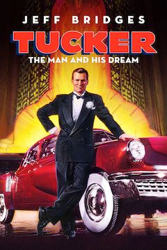 Tucker: The Man and His Dream movie poster.