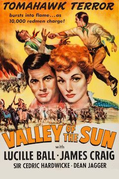 Valley of the Sun movie poster.