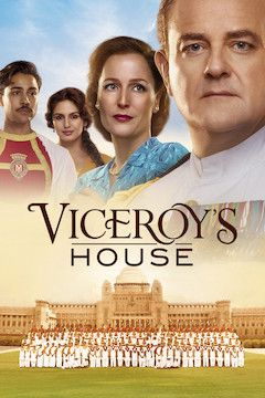 Viceroy's House movie poster.