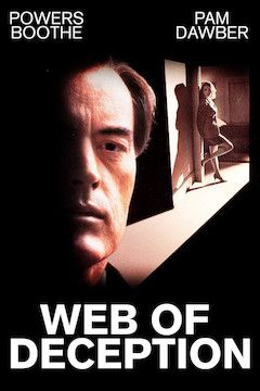 Web of Deception movie poster.