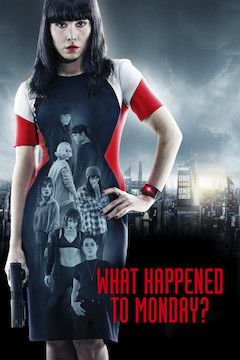 What Happened to Monday movie poster.
