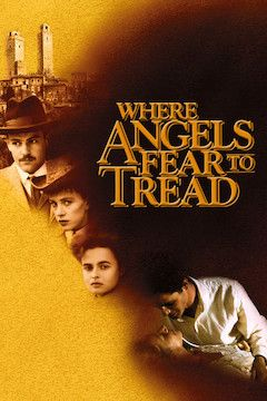 Where Angels Fear to Tread movie poster.