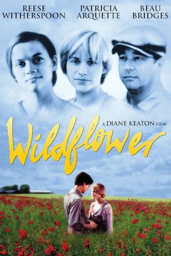 Wildflower movie poster.
