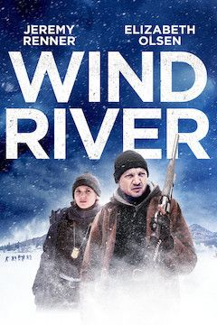 Wind River movie poster.