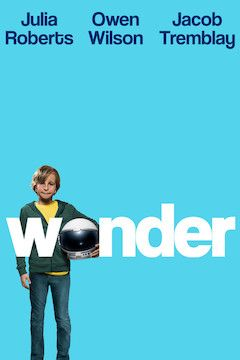 Wonder movie poster.