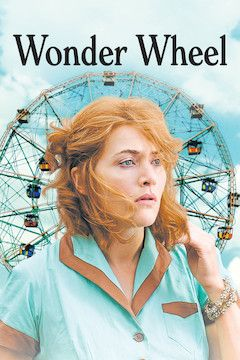 Wonder Wheel movie poster.