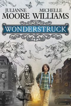 Poster for the movie Wonderstruck