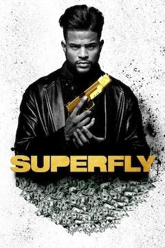 Poster for the movie Superfly