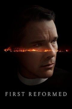 First Reformed movie poster.