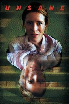 Unsane movie poster.