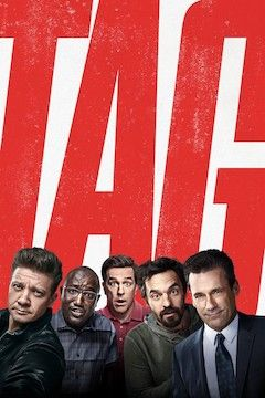 Tag movie poster.