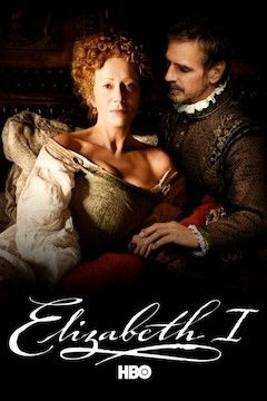 Elizabeth I, Part 1 movie poster.
