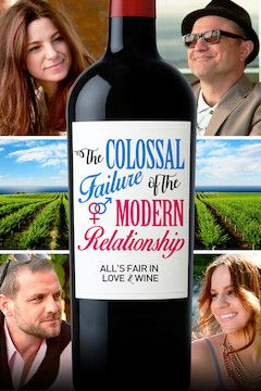The Colossal Failure of the Modern Relationship movie poster.