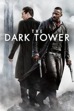 The Dark Tower movie poster.