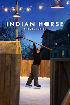 Poster for the movie Indian Horse