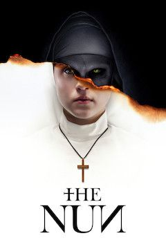 The Nun movie poster.