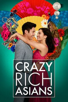 Crazy Rich Asians movie poster.