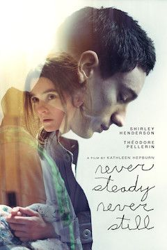 Never Steady, Never Still movie poster.