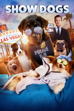 Show Dogs movie poster.